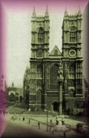 Westminster Abbey 1920